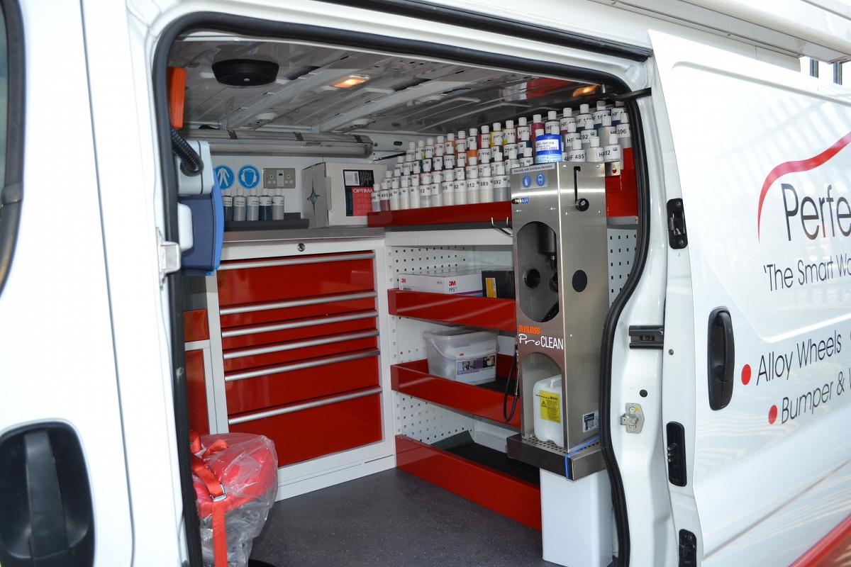 mobile smart repairs for cars vans perfect detail ltd. Black Bedroom Furniture Sets. Home Design Ideas